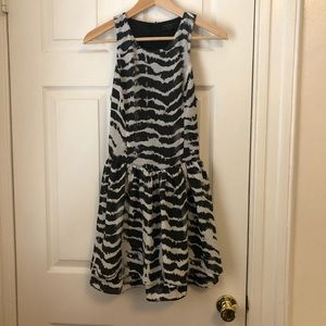 Worn dress from Guess.